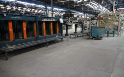 Máquinas de Escolha Cerâmica