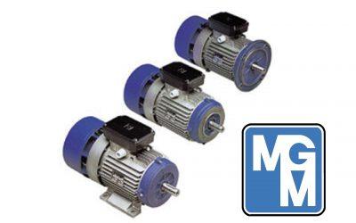 Motores Eléctricos MGM