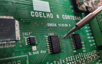 Reparação de electrónica industrial by Macentro