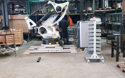 Automação Industrial Maquinaria Usada by C&C